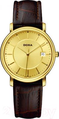 Часы мужские наручные Doxa New Royal Gent 221.30.301.02 - общий вид