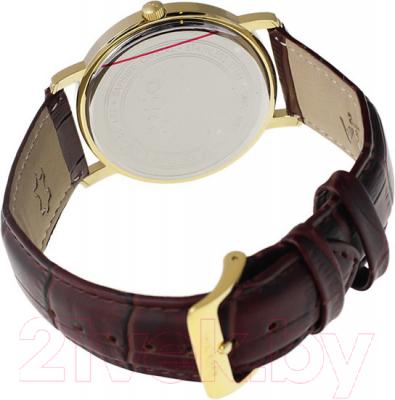 Часы мужские наручные Doxa New Royal Gent 221.30.301.02 - вид сзади