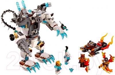 Конструктор Lego Chima Ледяной бур Айсбайта (70223) - общий вид