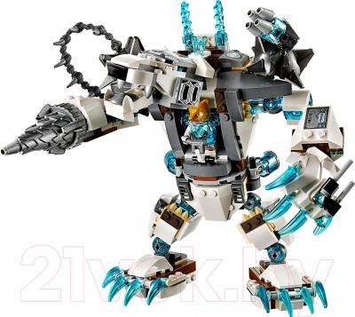 Конструктор Lego Chima Ледяной бур Айсбайта (70223) - ледяной бур