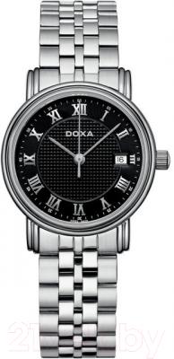Часы женские наручные Doxa New Royal Lady 221.15.102.10 - общий вид