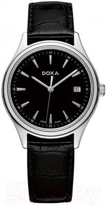 Часы мужские наручные Doxa New Tradition Gent 211.10.101.01 - общий вид
