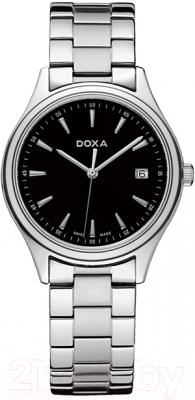 Часы мужские наручные Doxa New Tradition Gent 211.10.101.10 - общий вид