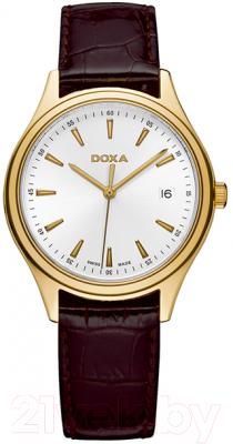Часы мужские наручные Doxa New Tradition Gent 211.30.021.02 - общий вид