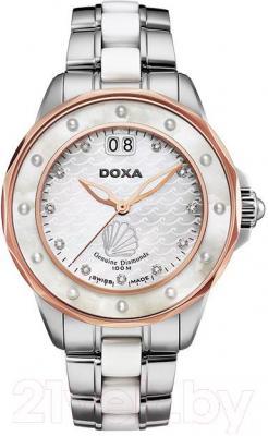 Часы женские наручные Doxa Oceanelle Treasure D151RMW - общий вид