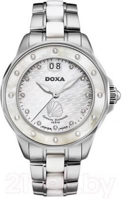 Часы женские наручные Doxa Oceanelle Treasure D151SMW - общий вид