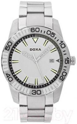 Часы мужские наручные Doxa Open Water 702.10.021.10 - общий вид