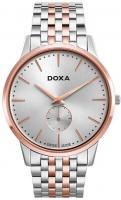Часы мужские наручные Doxa Slim Line 1 Gent 105.60.021.60 -