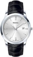 Часы мужские наручные Doxa Slim Line 2 Gent 106.10.021.01 -