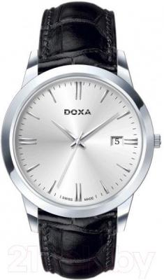 Часы мужские наручные Doxa Slim Line 2 Gent 106.10.021.01 - общий вид