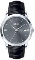 Часы мужские наручные Doxa Slim Line 2 Gent 106.10.101.01 -