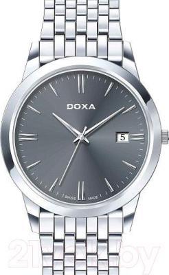 Часы мужские наручные Doxa Slim Line 2 Gent 106.10.101.10 - общий вид