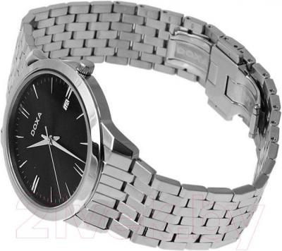 Часы мужские наручные Doxa Slim Line 2 Gent 106.10.101.10 - вполоборота