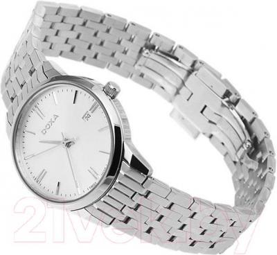 Часы женские наручные Doxa Slim Line 2 Lady 106.15.021.15 - вполоборота