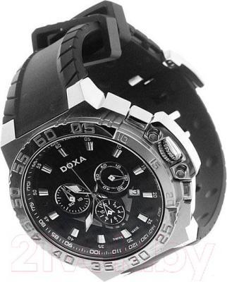 Часы мужские наручные Doxa Splash Gent Chrono 700.10.101.20 - вполоборота