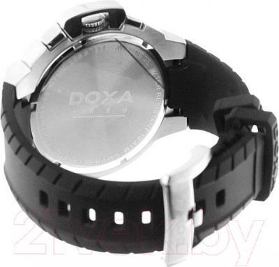 Часы мужские наручные Doxa Splash Gent Chrono 700.10.101.20 - вид сзади