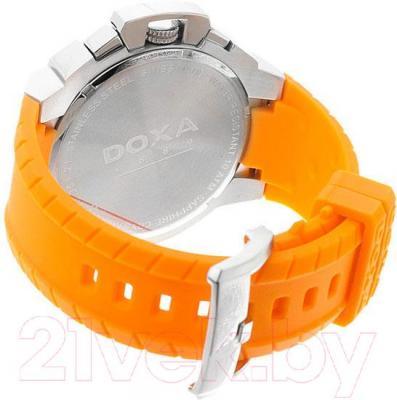 Часы мужские наручные Doxa Splash Gent Chrono 700.10.351.21 - вид сзади