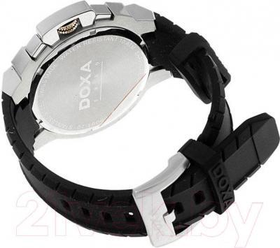 Часы мужские наручные Doxa Splash Gent Chrono 700.10R.061.20 - вид сзади
