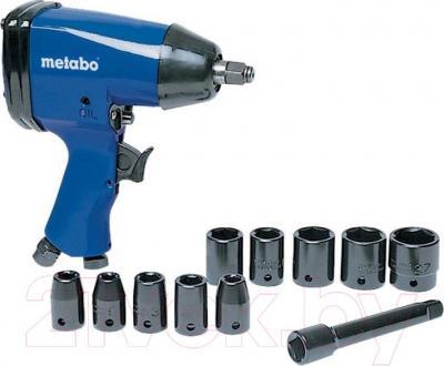 Профессиональный гайковерт Metabo SR 120 Set (80901006750) - общий вид