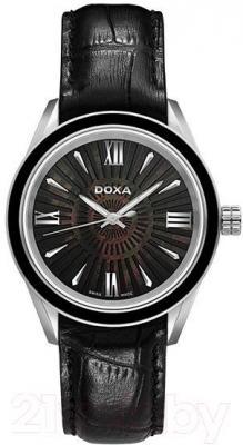 Часы женские наручные Doxa Trofeo Lady 3 Hands 273.15.102.01 - общий вид