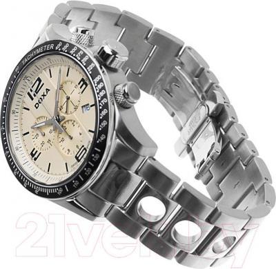 Часы мужские наручные Doxa Trofeo Sport 285.10.043.10 - вполоборота
