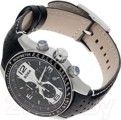 Часы мужские наручные Doxa Trofeo Sport 285.10.263.01W - вполоборота