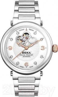 Часы женские наручные Doxa Calex Spiral Heart Lady D164RWH - общий вид
