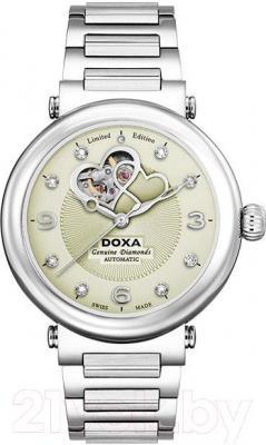 Часы женские наручные Doxa Calex Spiral Heart Lady D164SCM - общий вид