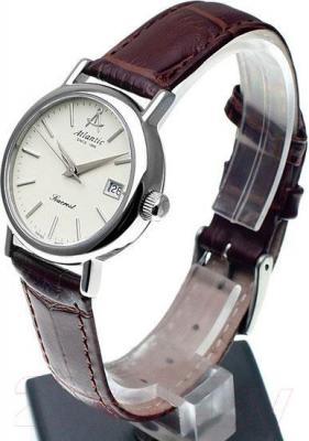 Часы женские наручные ATLANTIC Seacrest Lady 10341.41.91 - вполоборота
