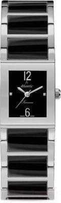 Часы женские наручные ATLANTIC Searamic Rectangular 92045.53.65 - общий вид