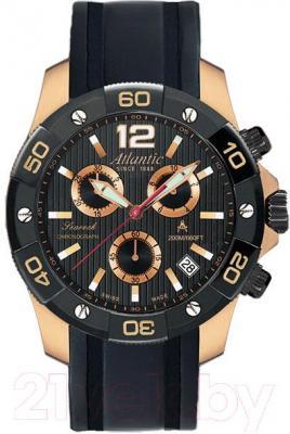 Часы мужские наручные ATLANTIC Searock Chronograph 87471.45.65G - общий вид