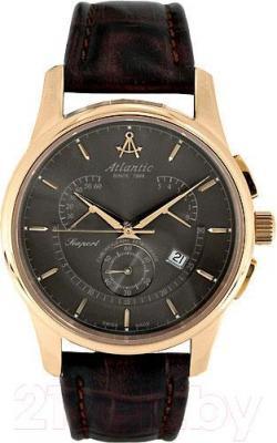 Часы мужские наручные ATLANTIC Seaport Chrono Retrograde 56450.44.41 - общий вид
