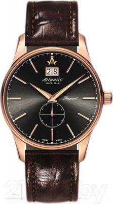 Часы мужские наручные ATLANTIC Seaport Small Second 56350.44.41 - общий вид