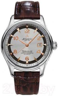 Часы мужские наручные ATLANTIC Worldmaster Lusso 52750.41.25R - общий вид