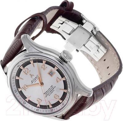 Часы мужские наручные ATLANTIC Worldmaster Lusso 52750.41.25R - вполоборота