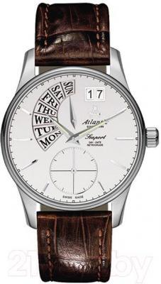 Часы мужские наручные ATLANTIC Seaport Day Date Retrograde 56351.41.21 - общий вид