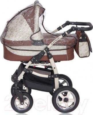 Детская универсальная коляска Expander Katrin 2 в 1 (101) - дождевик