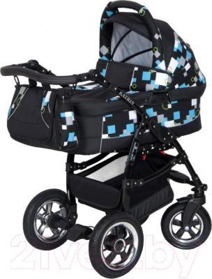 Детская универсальная коляска Expander Katrin 2 в 1 (103) - общий вид