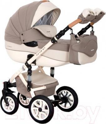 Детская универсальная коляска Riko Brano Ecco 2 в 1 (14) - общий вид
