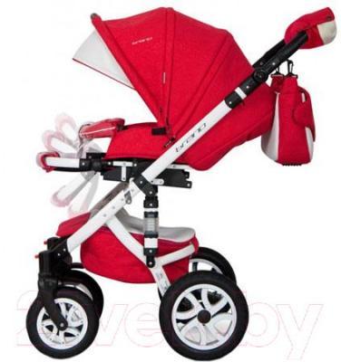 Детская универсальная коляска Riko Brano Ecco 2 в 1 (14) - прогулочный блок в другой расцветке
