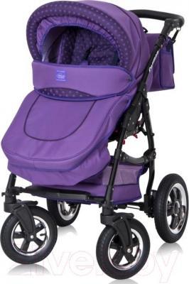 Детская универсальная коляска Riko Carmen 10 - чехол для ног