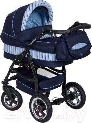 Детская универсальная коляска Riko Carmen 10 - общий вид