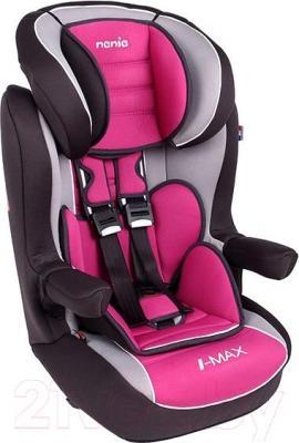 Автокресло Nania I-Max SP Isofix LX (Pink) - общий вид