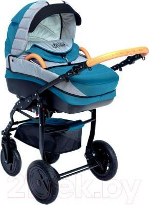 Детская универсальная коляска Dada Paradiso Group Carino Sport 3в1 (01) - общий вид