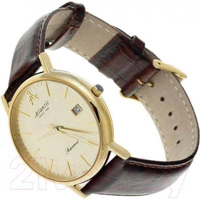 Часы мужские наручные ATLANTIC 50351.45.31 - вполоборота