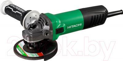Профессиональная болгарка Hitachi G13SW - общий вид