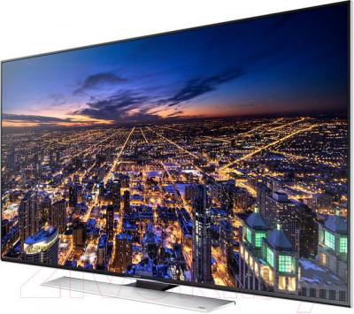 Телевизор Samsung UE85HU8500TXRU - вполоборота