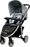 Детская прогулочная коляска 4Baby Atomic (серый) -