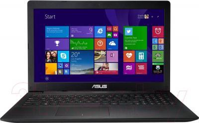 Ноутбук Asus F552EA-SX287D - общий вид