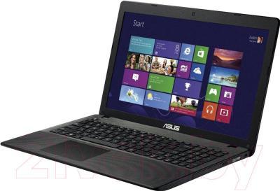 Ноутбук Asus F552EA-SX287D - вполоборота